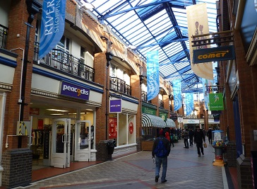 Rivergate Shopping Centre