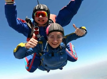 UK Skydive in Peterborough