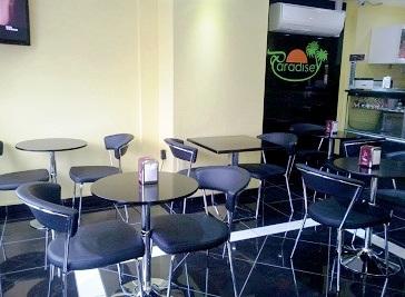 Cafe Paradise Peterborough