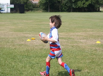 Little Scrummers Rugby