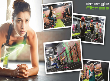 énergie Fitness Peterborough