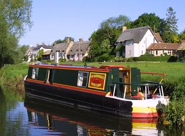 Fox Narrowboat