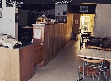 Jinja Express Cafe Peterborough